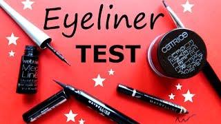 Eyeliner im Test - Gel, Kajal, Pen oder Liquid Eyeliner?