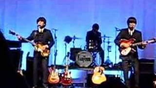 "The Fab Four ""What You're Doing"""