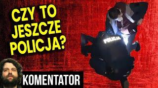 Czy To Jeszcze Policja? Przedsiębiorca Zaatakowany W Swoim Lokalu!