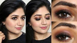 MAC Diwali Palette Smokey Eye Makeup Tutorial | Corallista