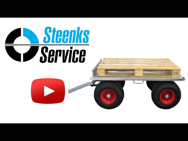 YouTube video | Special construction trailer