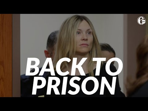 'Melrose Place' actress Amy Locane headed back to prison for 2010 fatal crash