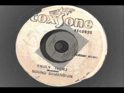 marcia griffiths – truly extended mix – coxsone records reggae