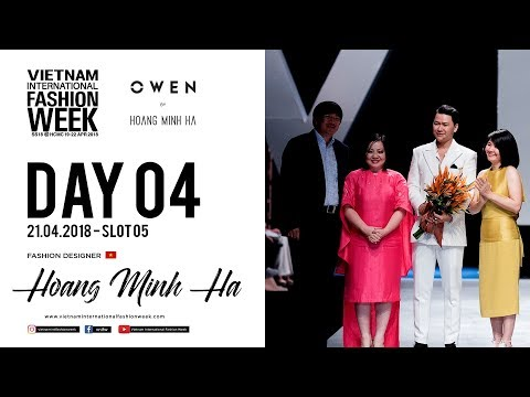 OWEN BY HOANG MINH HA | VIETNAM INTERNATIONAL FASHION WEEK SPRING SUMMER 2018