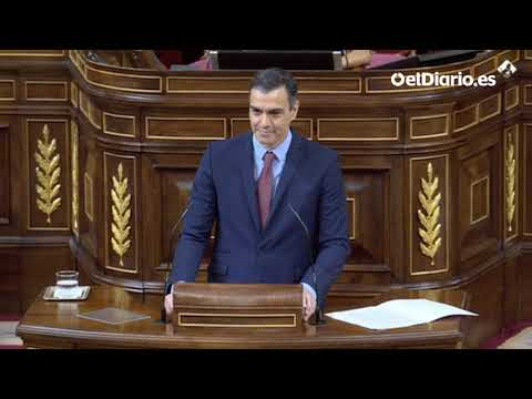 Vox aplaude el discurso de Pedro Sánchez que les define como ultraderecha HD Mp4 3GP Video and MP3