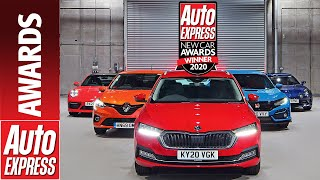 The BEST cars on sale now: New Car Awards 2020 by Auto Express
