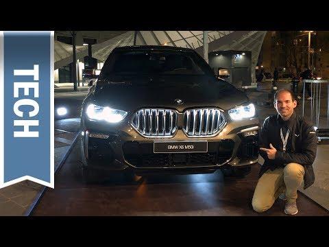 BMW Iconic Glow: Rechtliches & Details zur beleuchteten Niere im BMW X6!