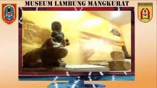 preview picture of video 'Video Reportase Museum Lambung Mangkurat Banjarbaru'
