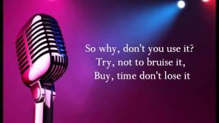 Duran Duran - The Reflex (lyrics on screen)