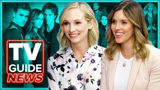 Candice King And Kayla Ewell On How Vampire Diaries Fans Helped Inspire Their Podcast