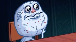 COMO MORIR POR SIEMPRE SOLITO | Trollface Quest: Memes - dooclip.me