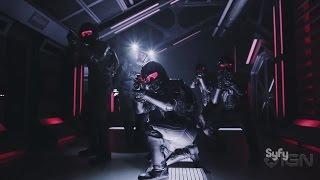 Простір / The Expanse (Trailer UKR) [Gwean and Maslinka]