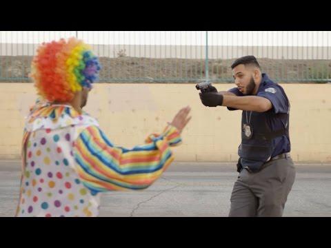 Killer Clown   Anwar Jibawi