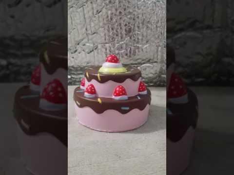 Vlampo Squishy Birthday Cake from Banggood.com