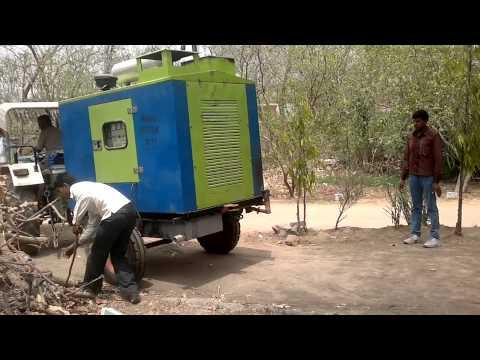 ESB-RBG15 - 15KVA Biogas Generator Set