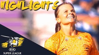 Suzie Bates In Top Form For Hosts | Vipers v Diamonds | Kia Super League 2018 - Highlights