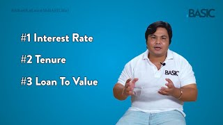 How to compare home loans | BASIC Home Loan