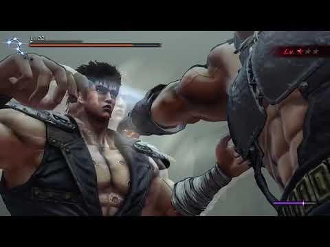 Видео № 1 из игры Fist of the North Star: Lost Paradise (JP) (Б/У) [PS4]