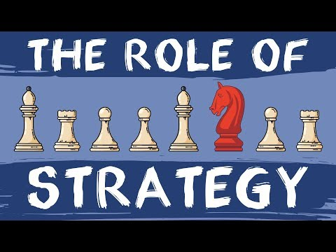 Corporate Strategy: The role of strategy in business - YouTube