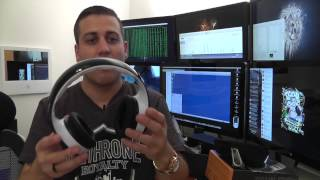 Soul By Ludacris SL300 Headphones Unboxing