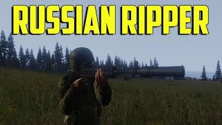 ARMA 3 Exile - Russian Ripper