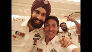 Funny Moments of Team URI THE SURGICAL STRIKE movie