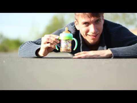 TwinBaby.eu - so wird die Babyflasche aus Glas sicher