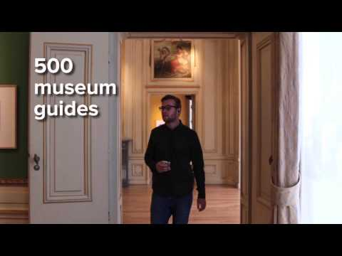 Video of izi TRAVEL: audio tour guide