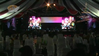 JAKARTA FAIR KEMAYORAN 2018   OPENING CEREMONY