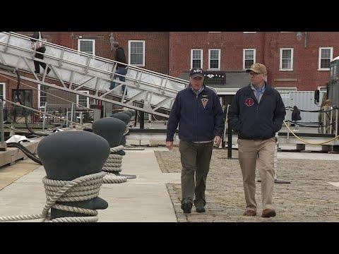 Meet volunteers who help guide Home Base veterans through Boston