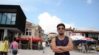 アキーラさん散策①旧ユーゴ・マケドニア・スコピエ・オールドバジャールOld-Bazaar,Skopje,Macedonia