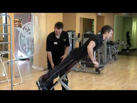 Ćwiczenia na mięśnie domowym wideo