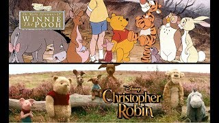 "Winnie The Pooh Theme Song [2018 version] ""Christopher Robin"" movie"