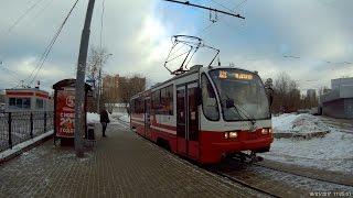 Трамвай 71-405-08 № 3201