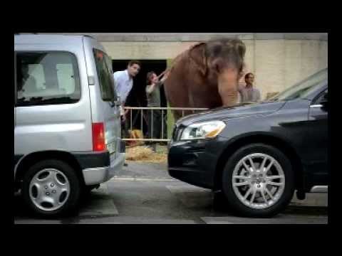 Volvo Volvo XC60 - Stop Traffic Itself videosu