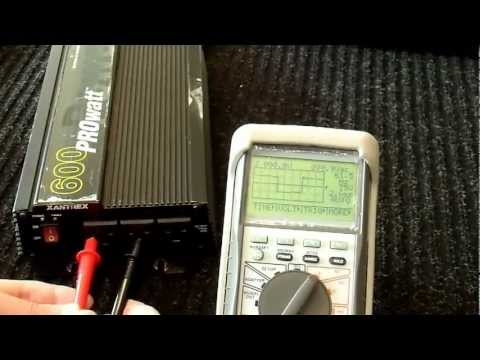 How NOT to Connect an Inverter to Your House Mains - Xantrex ProWatt Inverter part2