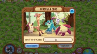 Animal Jam - 100 diamond code! (working 2017!)