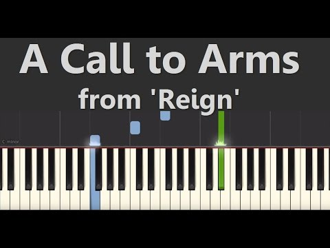 A Call To Arms Piano Tutorial (from Reign) - Piano Tutorial by SPW
