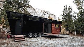 15 Moderne Tiny House: Fremtidens bolig?