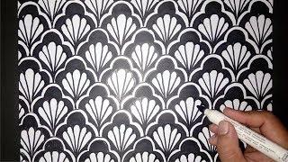 Download 510 Gambar Batik Bunga Yang Mudah Di Gambar Gratis