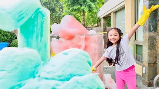 Elephant Toothpaste Fun and Easy Science Experiment with Bug
