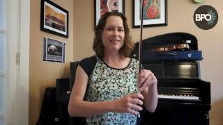 VIOLIN: Beginner's Toolkit with Amy Glidden