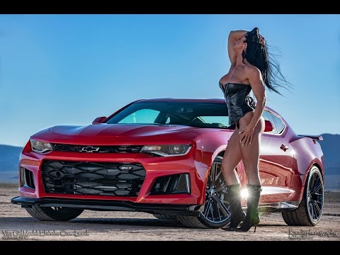 2017 Chevrolet Camaro ZL1 Walk Around, Test Drive and Fitness Model Preview