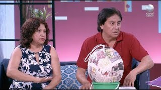 Todos a bordo - Piñateros. Luis Rey Santos y Socorro Vidal