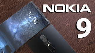 Nokia 9 Design Based on Leaked Design Drawings, Is it Even better than S8 ??