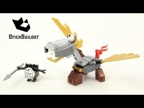 Vidéo LEGO Mixels 41559 : Paladum
