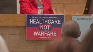 Our First Stand rallies for Affordable Care Act