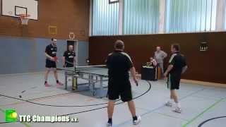 Doppel Evgueni Chtchetinine & Frank Müller vs Sandor Jankovic & Fabian Schmidt