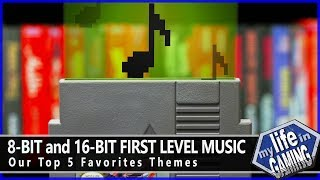 Our Favorite 8-bit & 16-bit First Level Music Themes :: Top 5