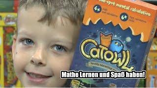 Catowl (The Brainy Band) - u.a. ab 6 Jahre - Mathe und Koordination lernen und Spaß haben!